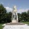 Gyergyószentmiklós A Szabadság tér Szent Miklós szobor