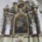 Gyergyószentmiklós Keresztelő szent János oltára