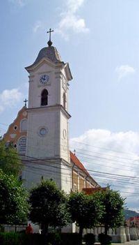 Gyergyószentmiklósi római katolikus templom