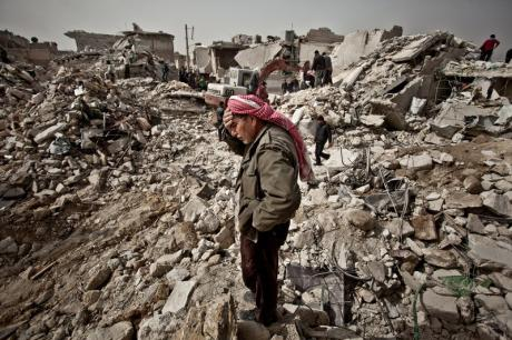 Szíriát rombolja az USA 2