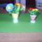 virágcserép miniatűrök