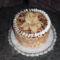 Csokis-mandulás túró torta Anna napra 2013