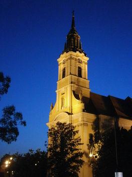 Belvárosi katolikus templom