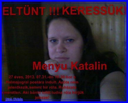 MENYU KATALIN