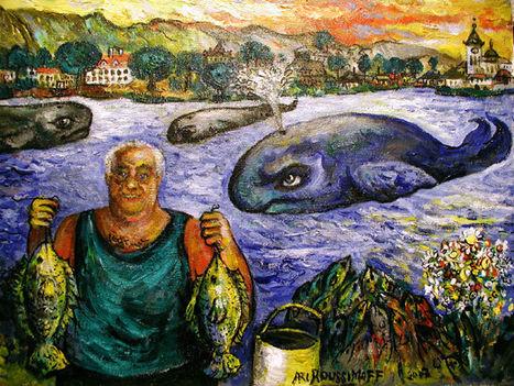 A horgász