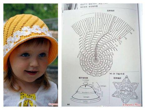 kislány sapka  minták,ötletek 11