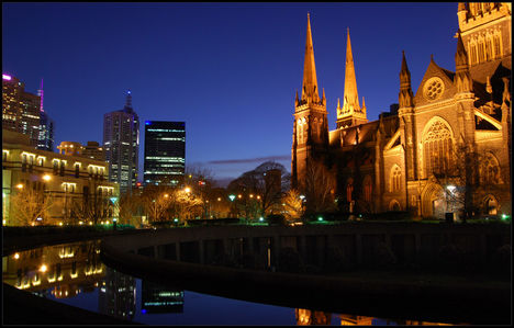 St Patrick Cathedral este