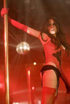 striptease Lindsay Lohan