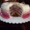 Viktóriának keresztelős torta 2