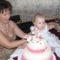 Viktóriának keresztelős torta 5