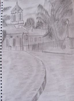 Szentendrei utca részlet