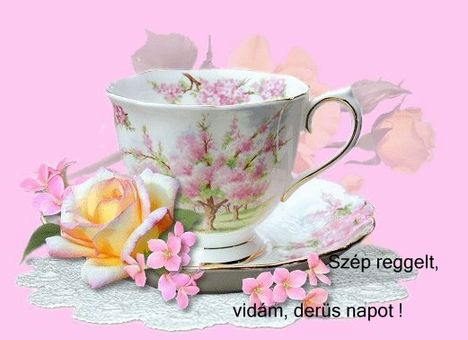 Szép napot kívánok!