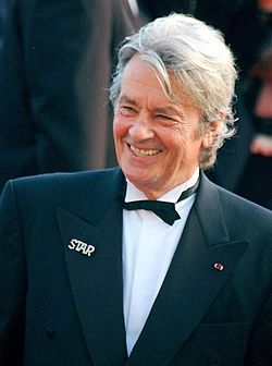 Alain Delon - Cannes