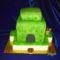 cserépkályha torta