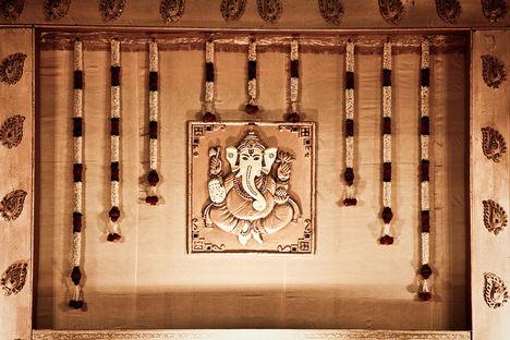 GANÉSA_ Sasivakalu Ganesha = Mustármag Ganésa
