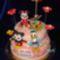 Mickey és barátai torta