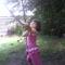 Picture 083Boglárka a kertben