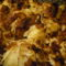 Krumpliganca , sult oldalassal