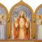 jézus oltár