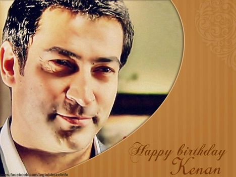 Június 18! Boldog születésnapot Kenan!