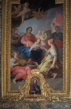 Szeptember 8: Szűz Mária születése (Kisboldogasszony)