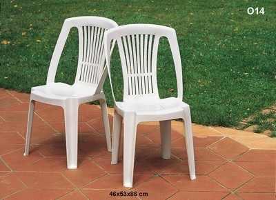 műanyag kerti székek