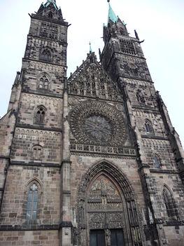 Nürnberg-katedrális