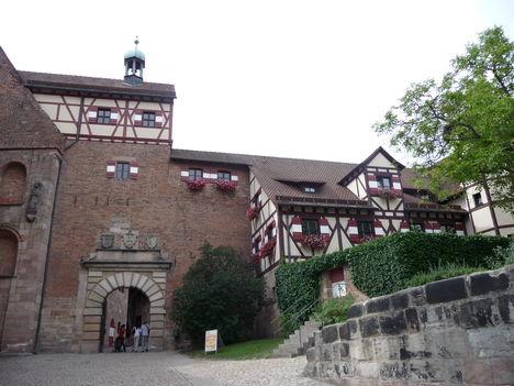 Nürnberg-Vár