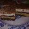 Szilvás krémes sütemény