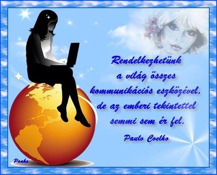 Coelho idézet
