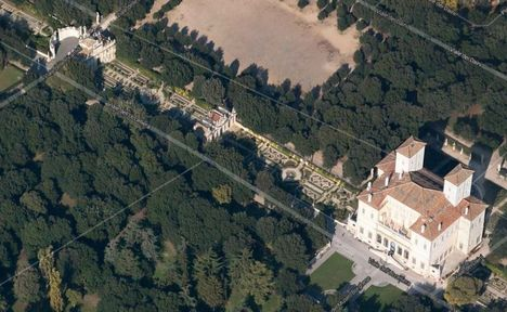Villa Borghese és kertje