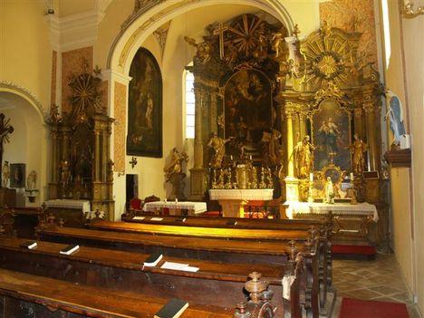KŐSZEG Szent Imre templom 2