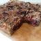 Kókuszhabos-szilvás sütemény