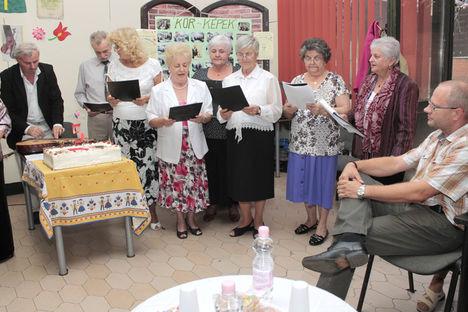 _2013.szept.3-a. Öt éves Jubileumi  ünnep az Újpesti zenebarátkörben