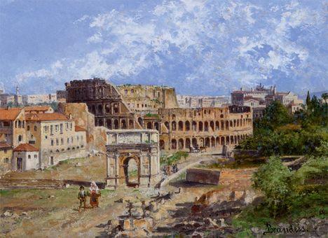 Brandeis_Antonietta_The_Colosseum