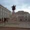 Klauzál tér a Kossuth szoborral