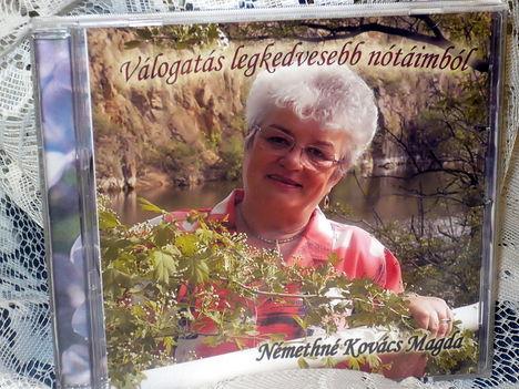 Némethné Kovács Magda: Válogatás legkedvesebb nótáimból