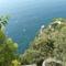 Tirrén-tenger 26 Positano mellett