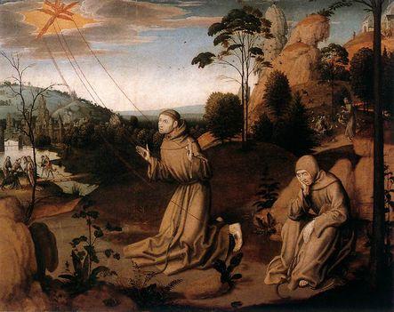 október 4. Assisi Szent Ferenc