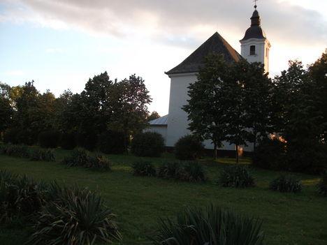 Tiszaalpár 2013 Templom.