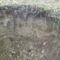 Büdös-Pest barlang beomlott felső bejárata