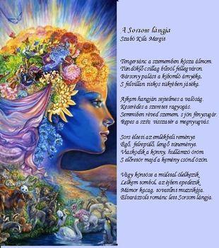 A Sorsom lángja,Szabó Kila Margit