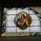 Férfi fej-Adolf Sterr(mozaik ablak)