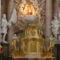 Főoltár a Mária szoborral-részlet