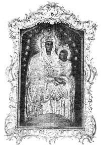 MÁRIA JELENÉS, 1600 ÉV SILUVA
