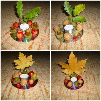 Őszi dekoráció 1