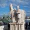 Szent István szobor a Gellérthegyen