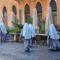 ernyők és apácák Rómában