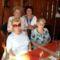 2013.jún.17. Vidám KÖR találkozó a KAKUKK vendéglőben egy jó gulyás mellett.