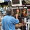 Festő a Place du Tertre-en